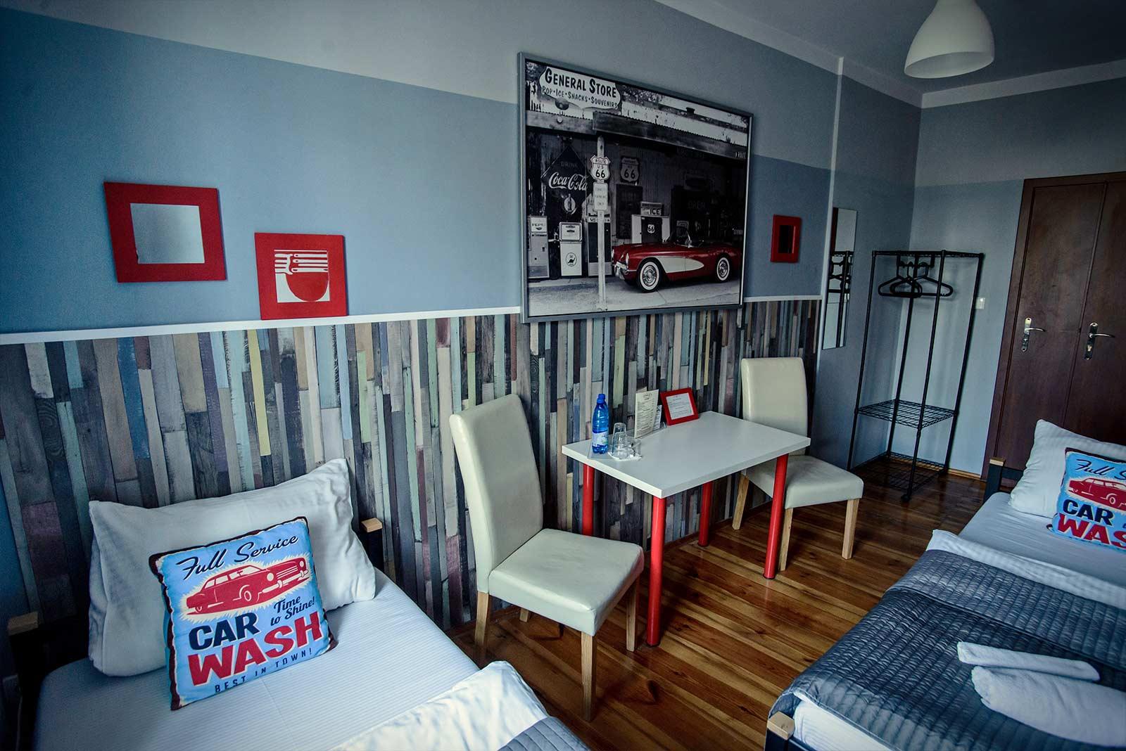 pokoj apartament 1
