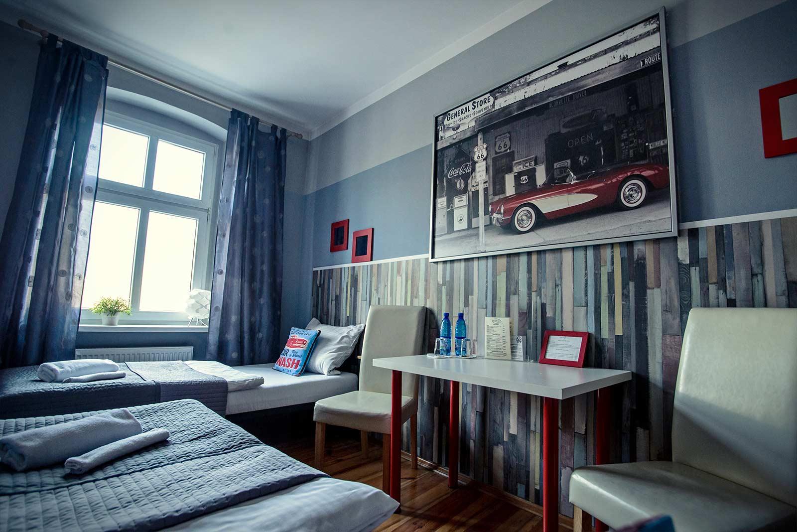 Pokoj typu apartament2